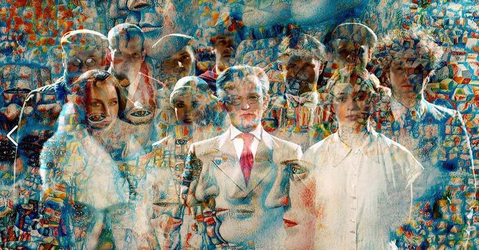 Russian Avant Gard Poster